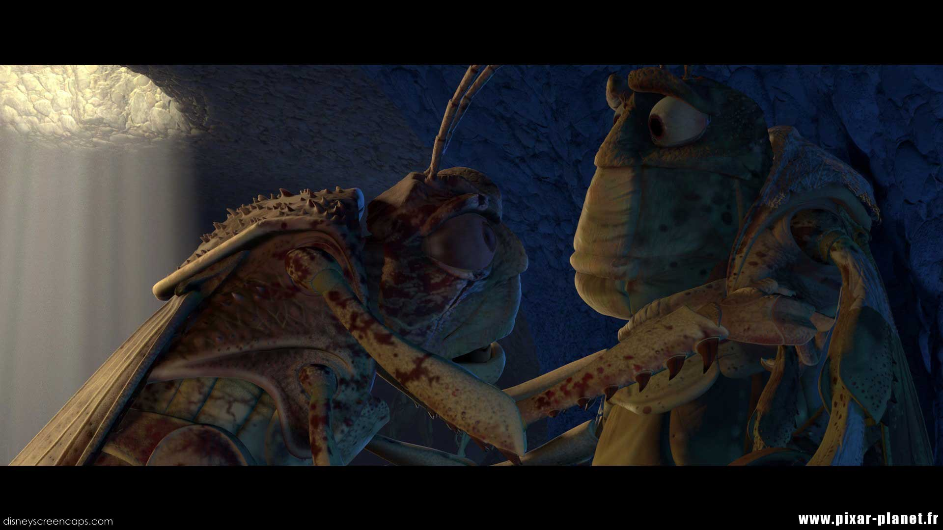 Pixar Planet Disney 1001 pattes bug life