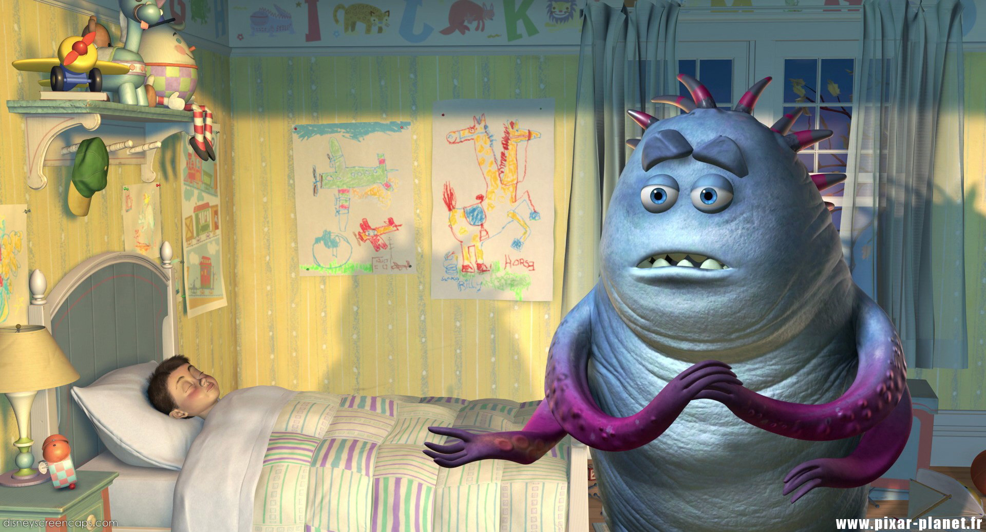 Quotes From Monsters Inc Pixar Planetfr
