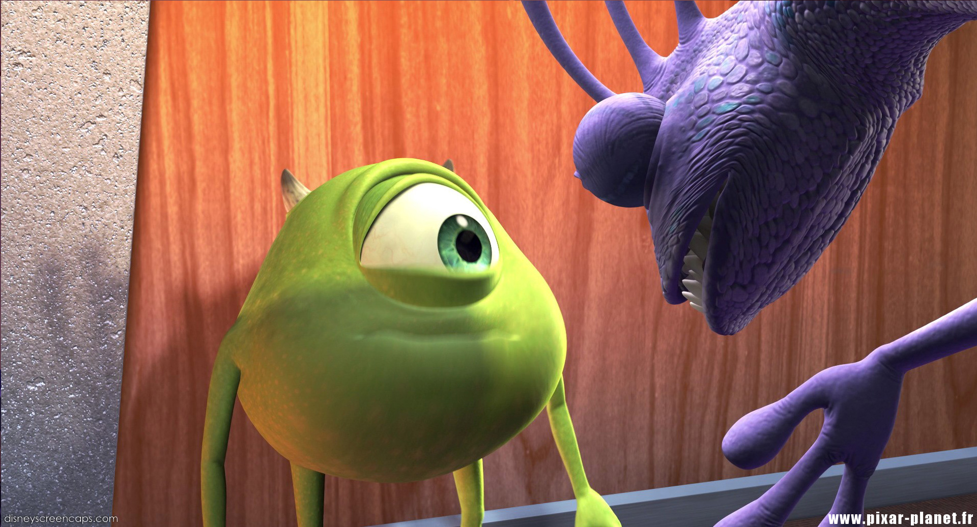 Quotes From Monsters Inc Pixar Planet Fr