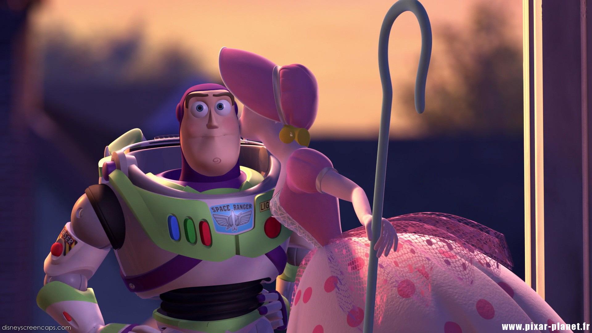 Pixar Planet Disney toy story 2