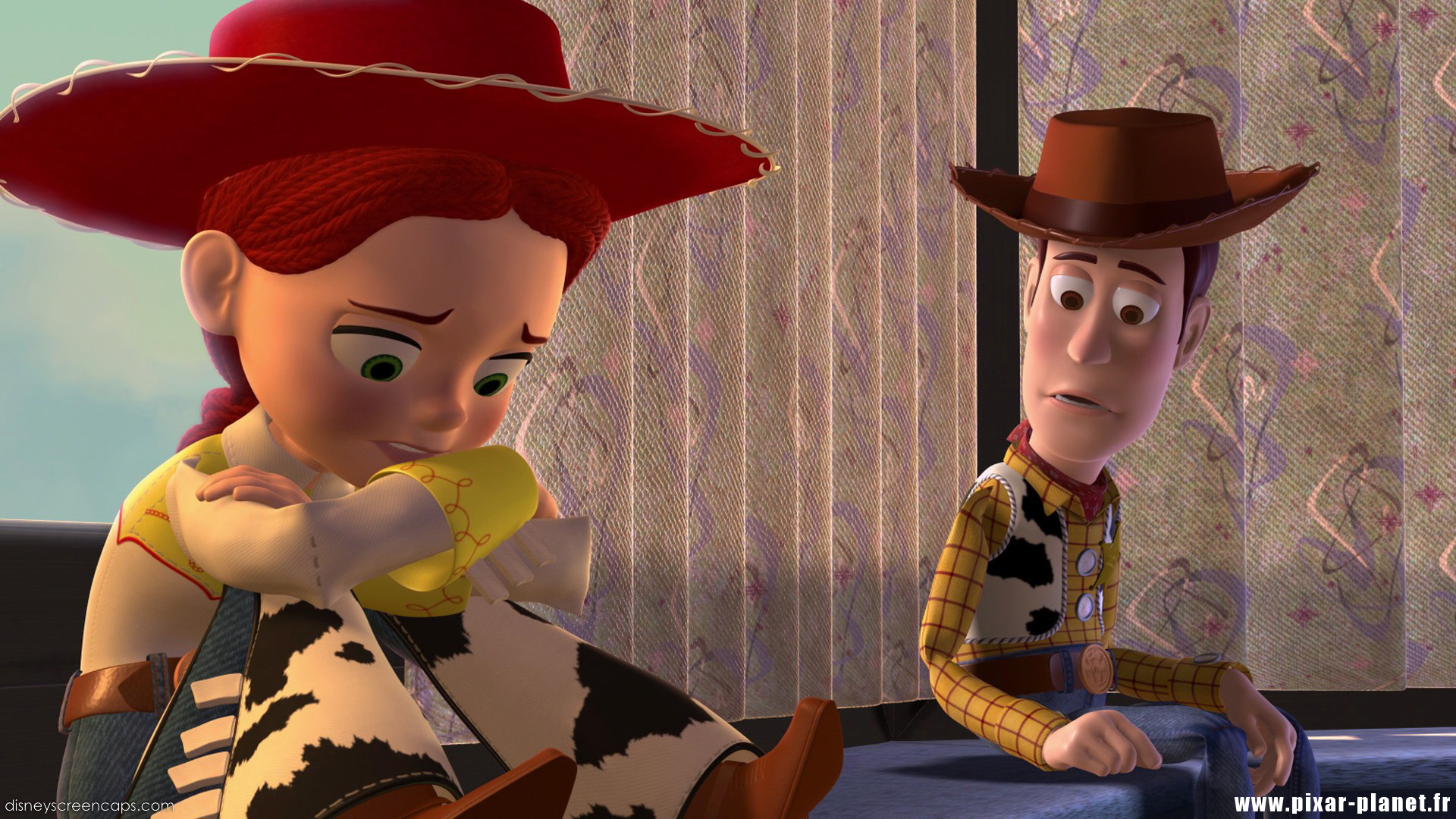"Quotes from ""Toy Story 2"". 