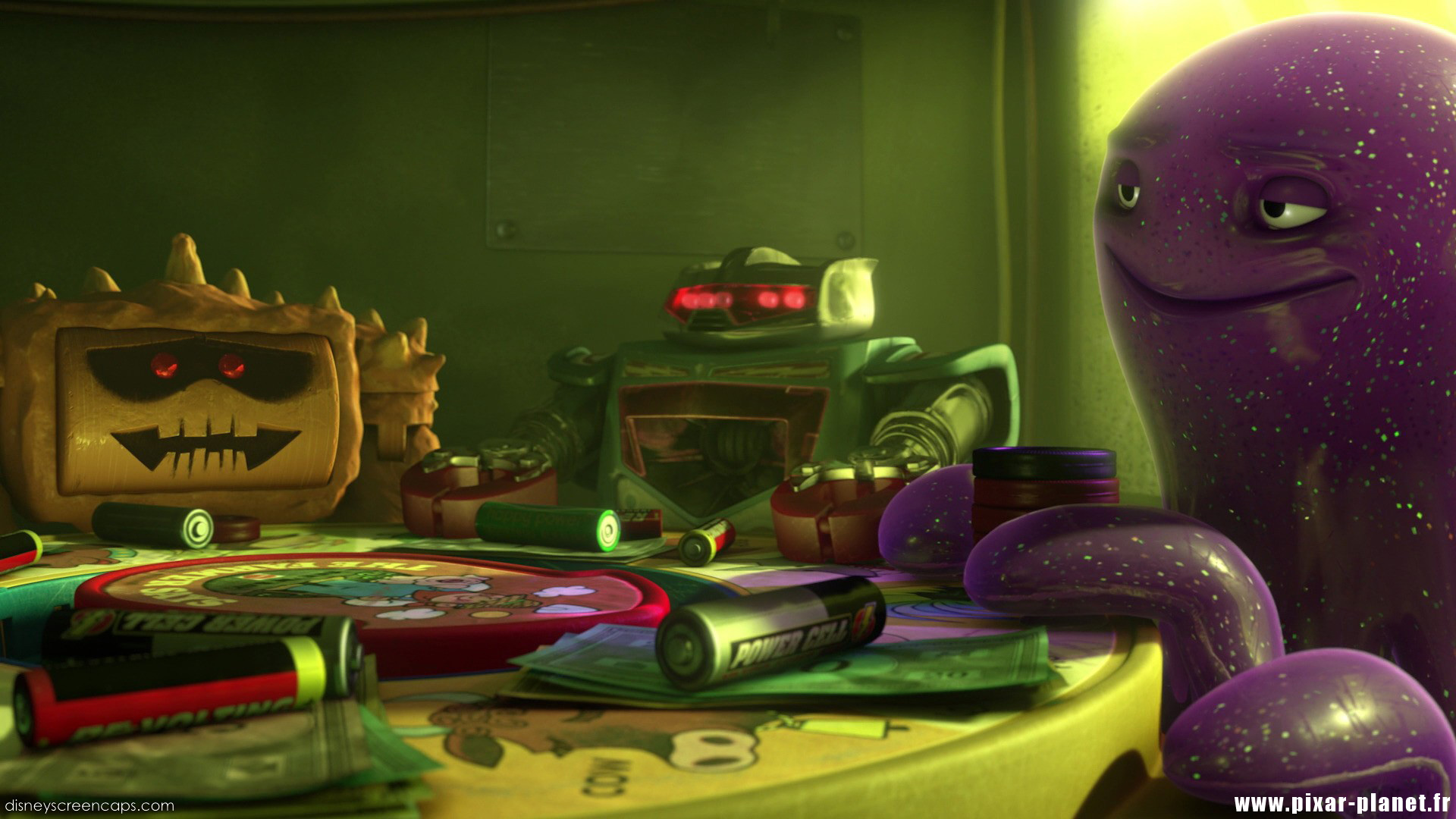 Pixar Planet Disney toy story 3