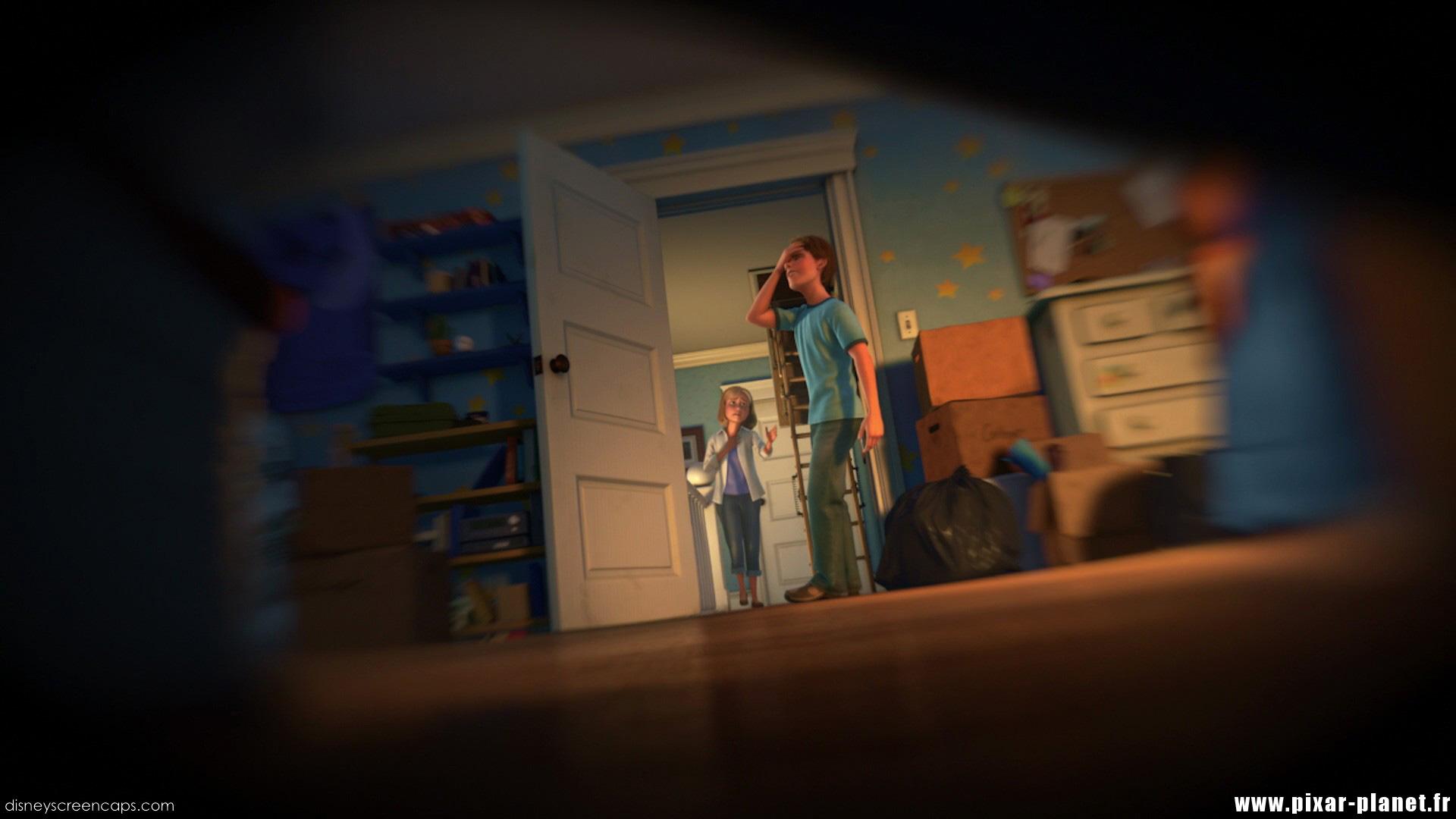 Pixar Planet Disney toy story 3