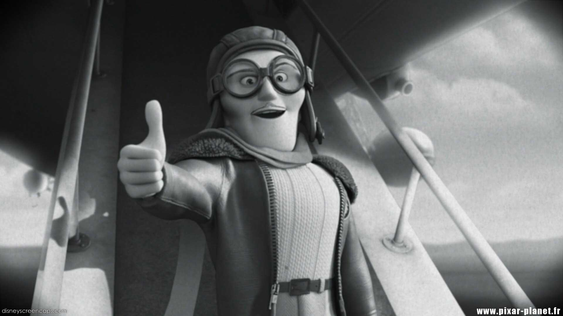 Pixar Planet Disney là haut up