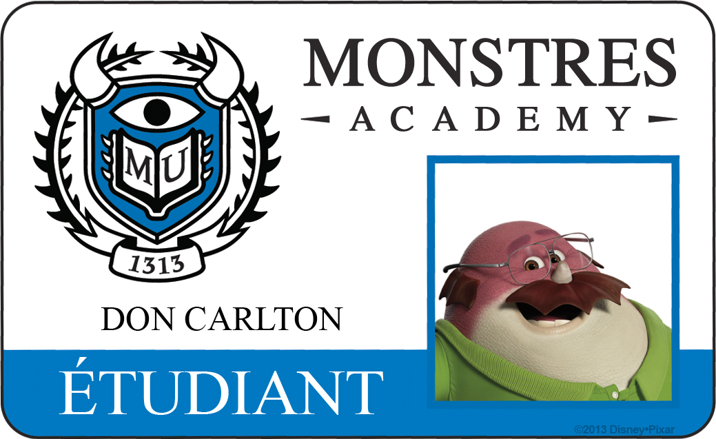 pixar planet disney monstre academy university