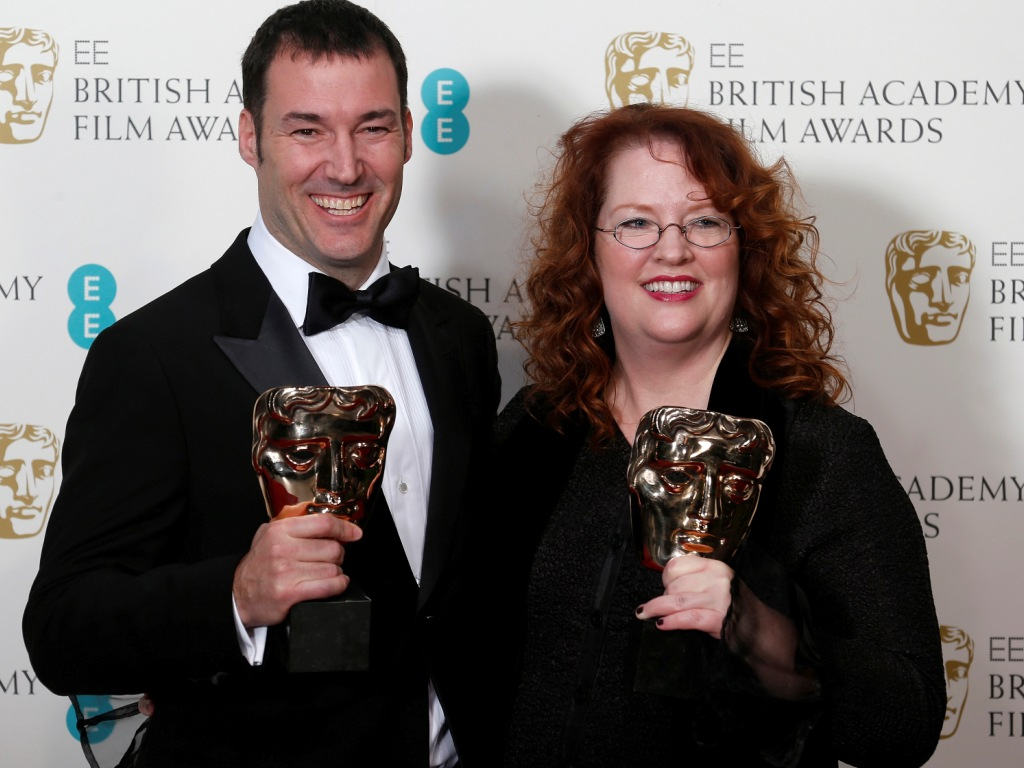 Pixar planet disney rebelle brave bafta