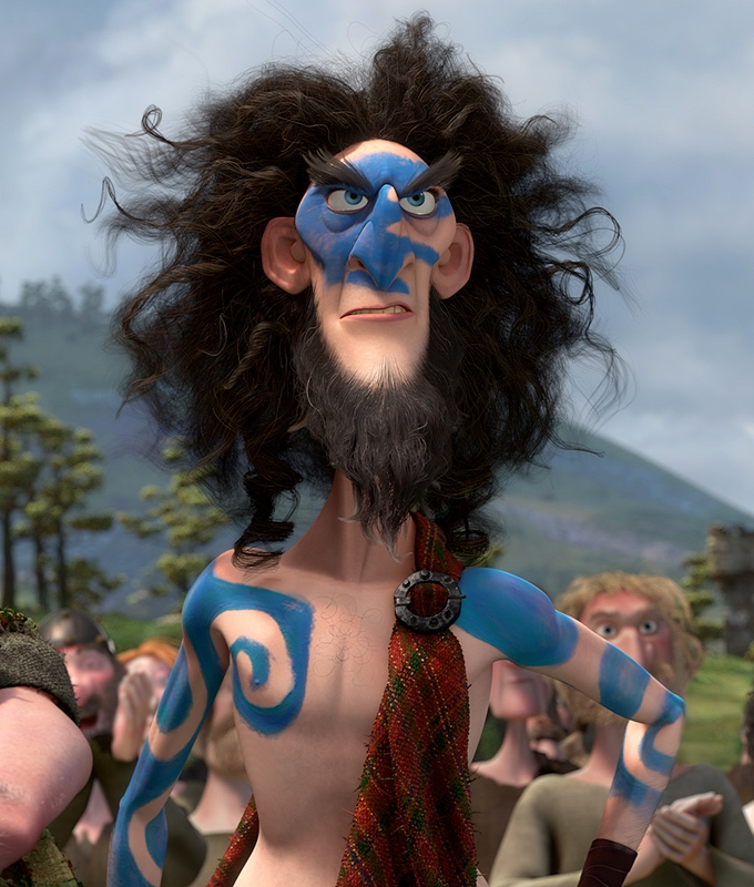 Pixar Planet disney logo rebelle brave