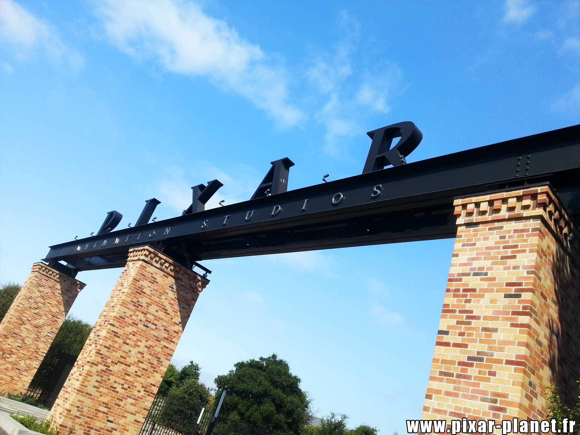 Pixar Planet Disney studios