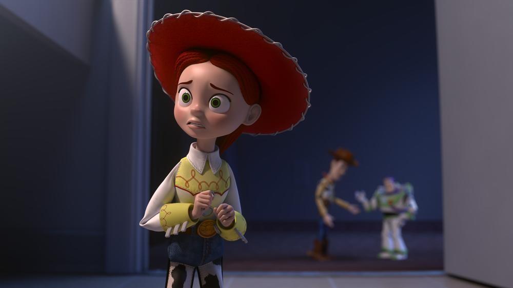 pixar disney toy story terror