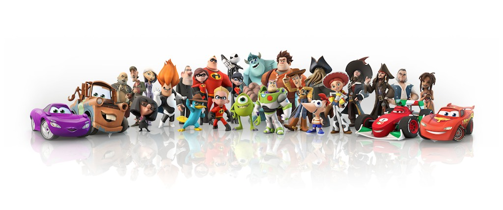 pixar disney infintiy jeu video game