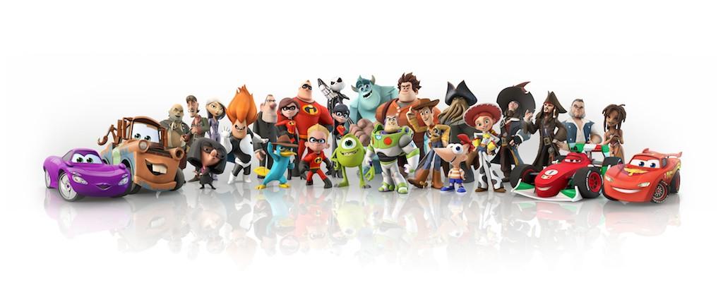 pixar disney infintiy jeu video game