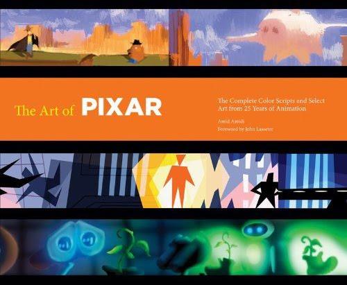 Pixar Planet Disney art of pixar 25 years