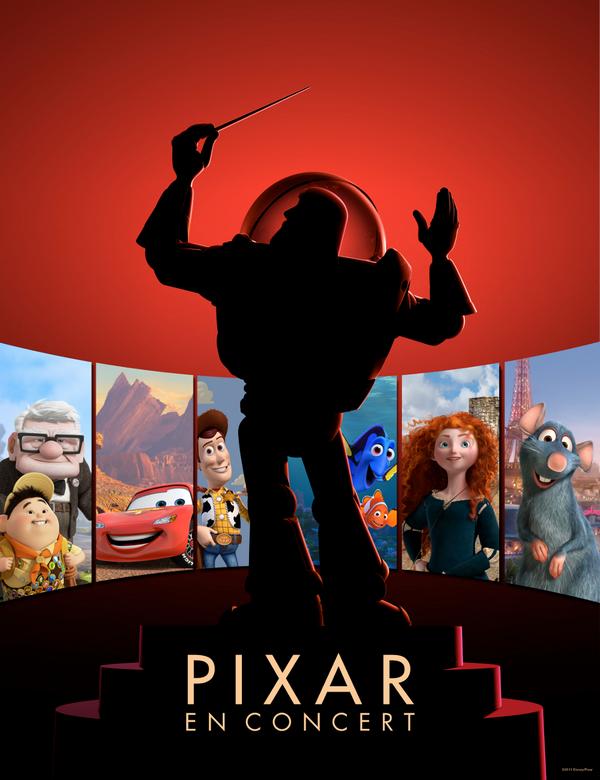 pixar concert