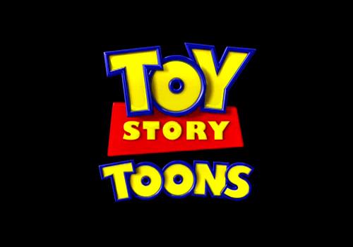 Pixar Logo Toy Story Toons