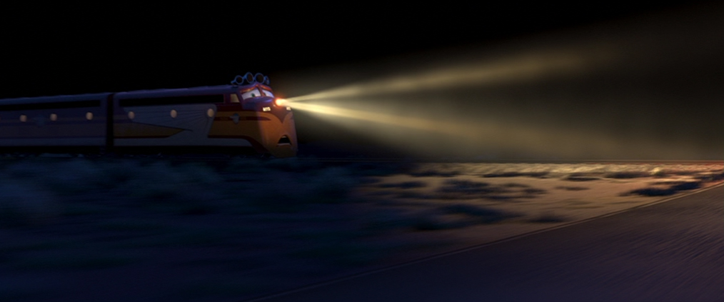 Pixar Planet disney trev diesel
