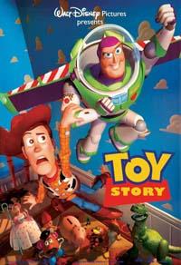 Pixar Planet Disney Affiche Toy Story