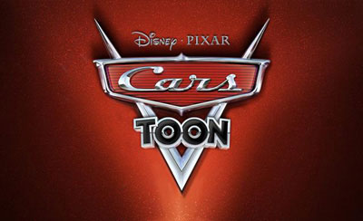 Pixar Planet Disney Logo cars toon martin raconte