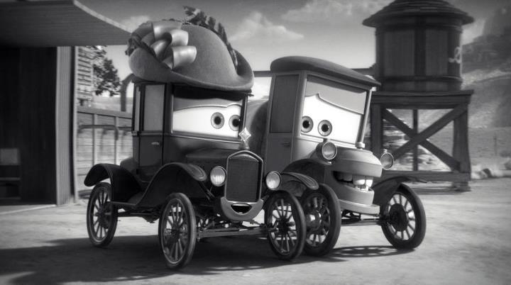 Pixar planet disney cars toon martin time travel mater