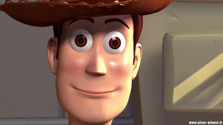 """Les répliques dans """"Toy Story""""."""