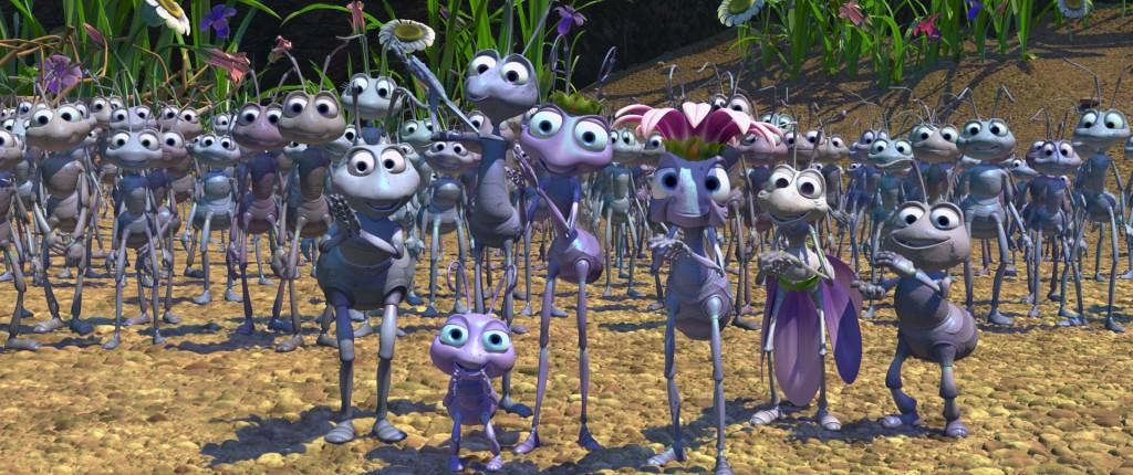 1001 pattes a bug's life disney pixar