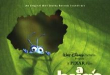 Pixar disney bande originale soundtrack 1001 pattes a bug's life