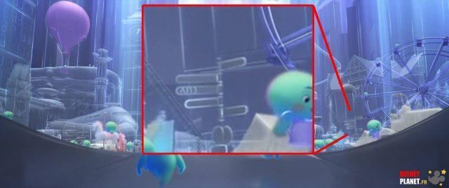 easter egg clin oeil code a113 pixar disney