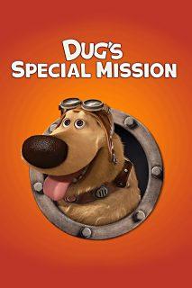 affiche poster dug mission special disney pixar