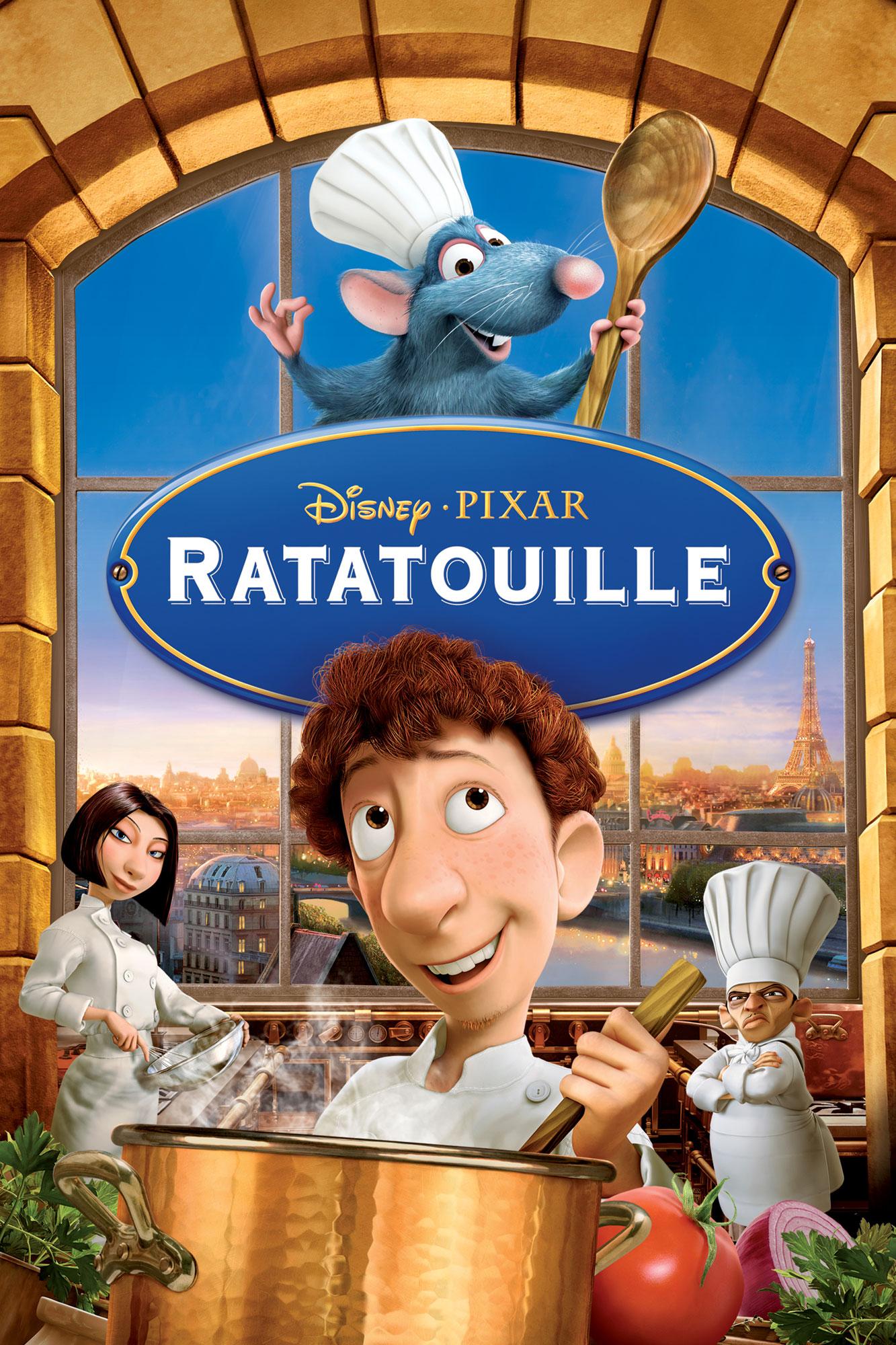 Ratatouille Pixar Images & Pictures - Becuo