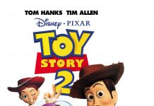 affiche toy story 2 poster disney pixar