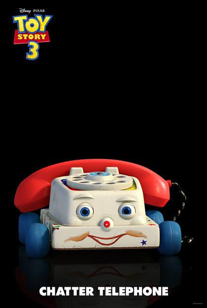 affiche poster toy story 3 disney pixar