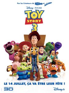 Pixar disney toy story 3 affiche poster