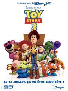 Pixar disney toy story 3 affiche poster