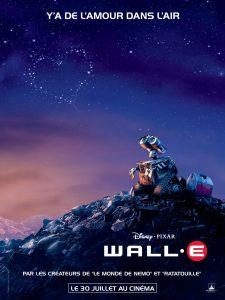 affiche wall-e disney pixar poster