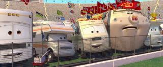 albert hinkey personnage character pixar disney cars