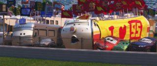 albert hinkey personnage character disney pixar cars 3