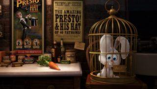 alec azam personnage character pixar disney presto