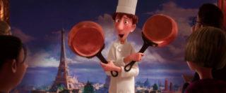 alfredo linguini personnage character pixar disney ratatouille