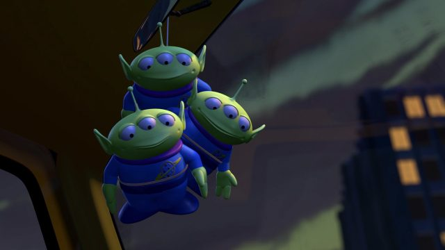 alien personnage character disney pixar toy story