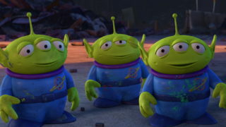 aliens pixar disney personnage character toy story 3