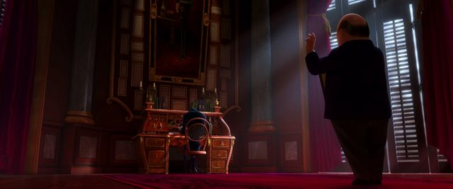 ambrister minion personnage character ratatouille disney pixar