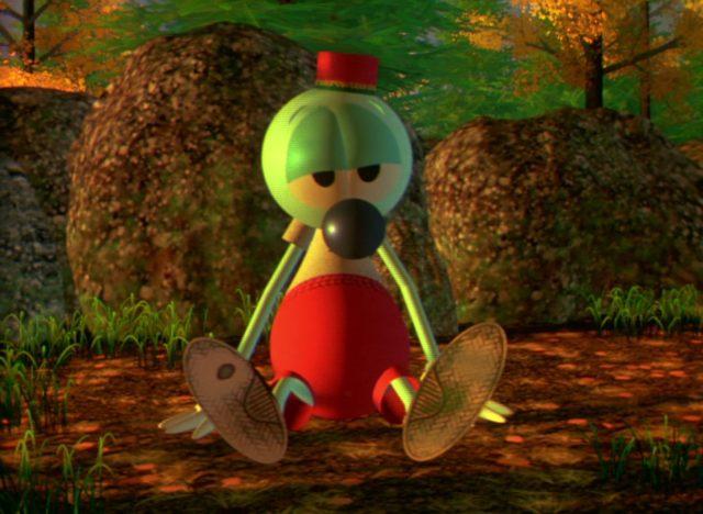 andre wally b personne character disney pixar