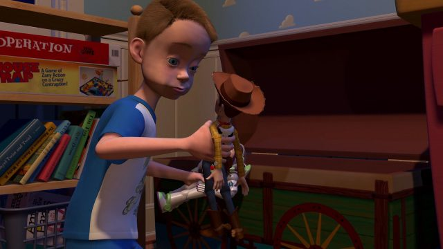 andy davis personnage character disney pixar toy story