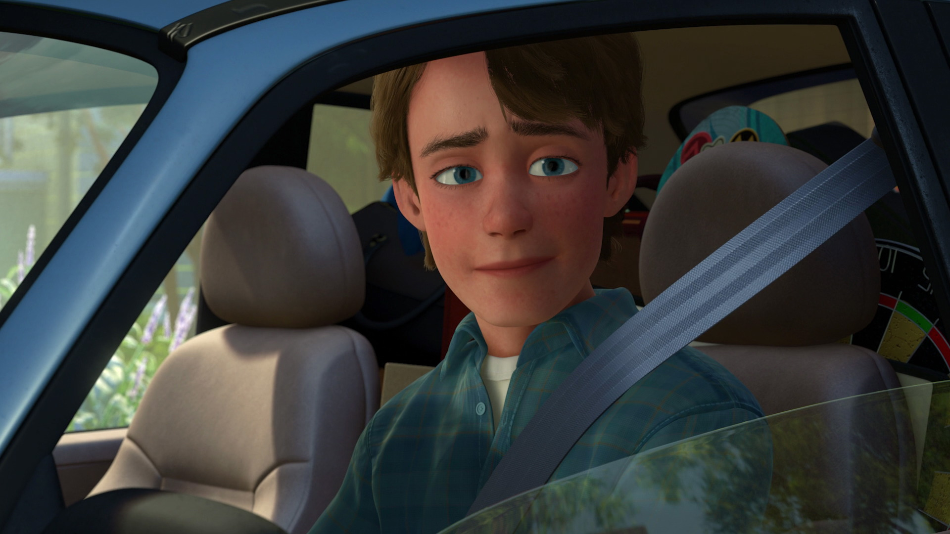 """Andy Toy Story 3 : Andy andrew davis character from """"toy story pixar"""