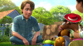 andy davis pixar disney personnage character toy story 3