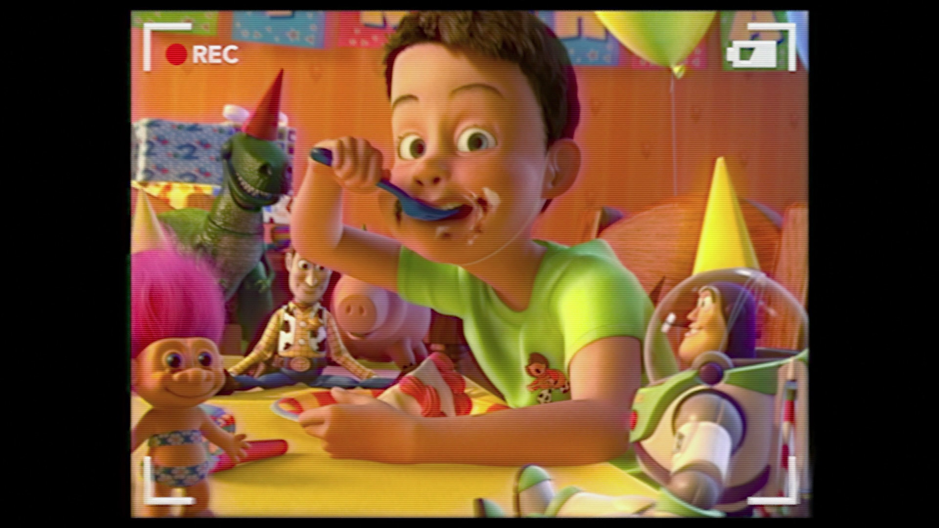 Andy Andrew Davis Character From Toy Story Pixar Planet Fr