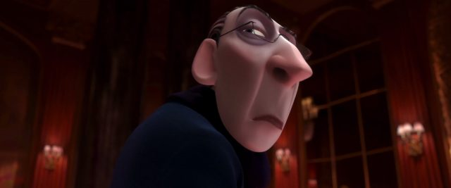 anton ego personnage character ratatouille disney pixar