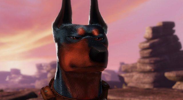alpha beta gamma personnage character là-haut up disney pixar