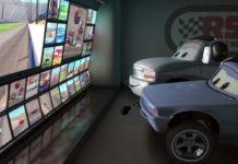 artie personnage character pixar disney cars