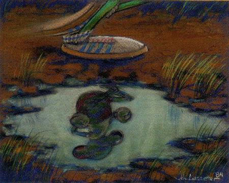 artwork aventures andre wally disney pixar