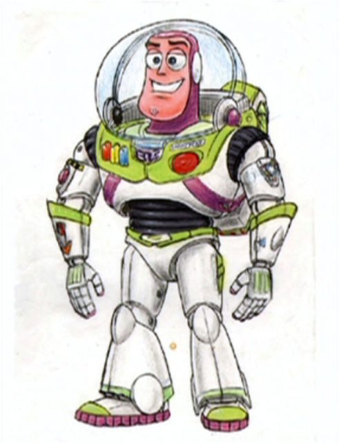 artwork toy story disney pixar